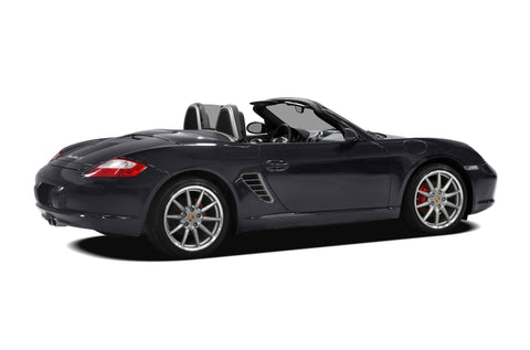 2008 Boxster S