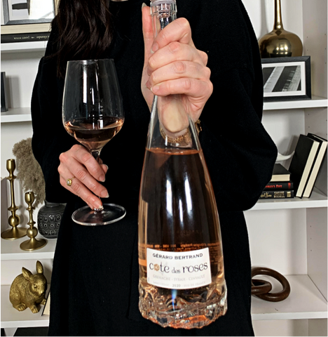 Feeling the South of France Vibes with Gérard Bertrand's Cote des Roses
