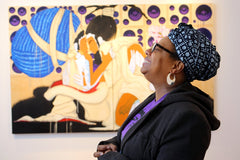 Iona Rozeal Brown, Credit - Chester Higgins Jr./The New York Times