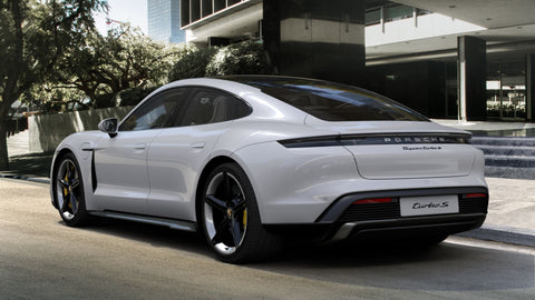 The new Taycan Turbo S