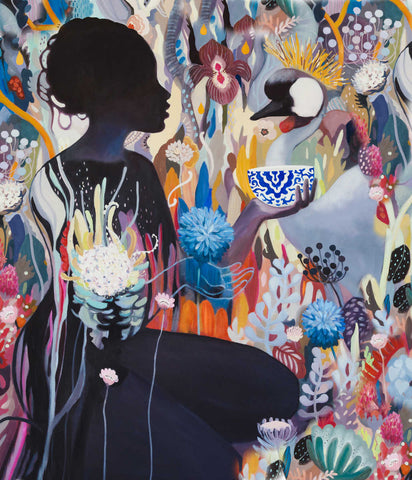 LEILA ROSE FANNER, The Offering 2020 / 2021 Limited Edition, Edition of- 150, Signed