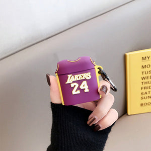 lakers AirPods pro case