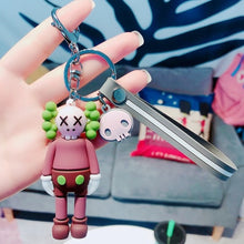 Load image into Gallery viewer, KAWS keychain