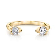 ORBIT SPLIT DIAMOND RING