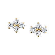 VIVI DIAMOND STUDS