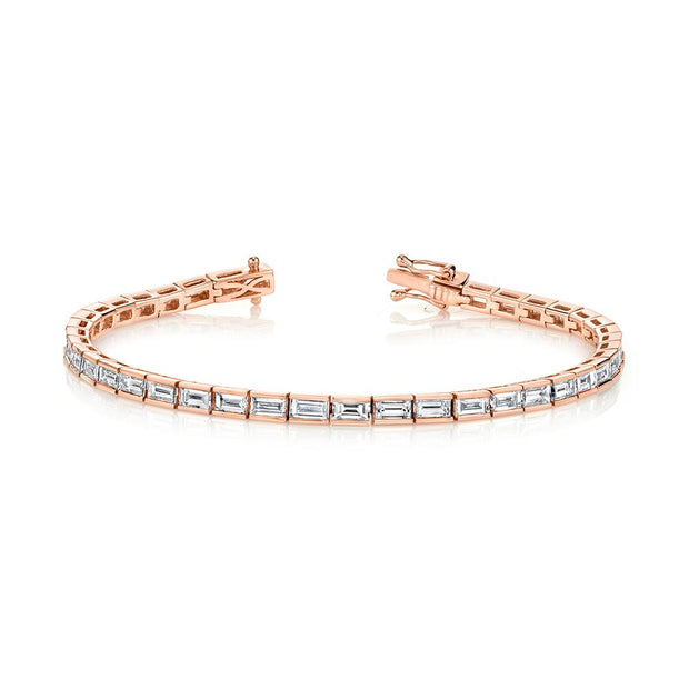 MARTINA DIAMOND TENNIS BRACELET