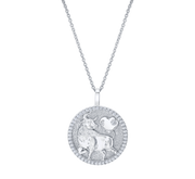 LUCKY DIAMOND OX TALISMAN