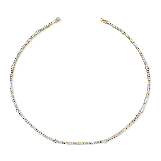 DIAMOND COLLINS NECKLACE