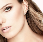 ROSE GOLD SINGLE ARROW EARRING