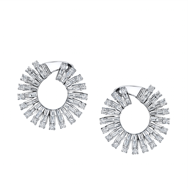 AVA DIAMOND EARRINGS
