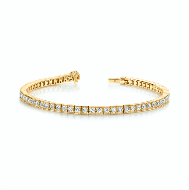 SMALL SERENA DIAMOND TENNIS BRACELET