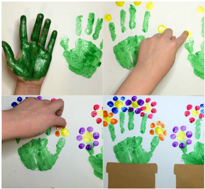 finger painting fun stain removal tips dropps
