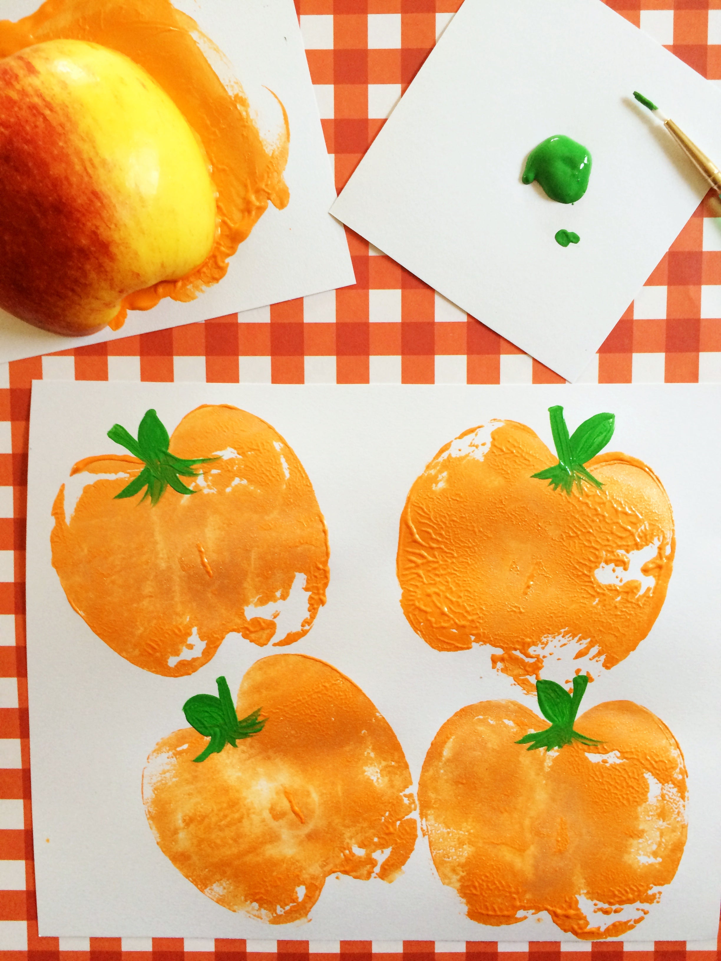 how adorable are these pumpkin prints theyu0027re perfect for festive fridge decorations or even party invites find out how to make them at frugal mom eh