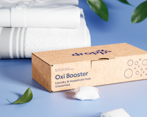 Dropps Laundry & Household Oxi Booster Pods
