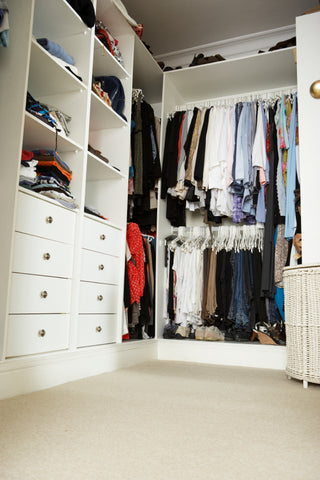 Dropps: Get that closet organized!