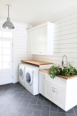 7 Ways To Make Your Laundry Room The Most Stylish Place In The House