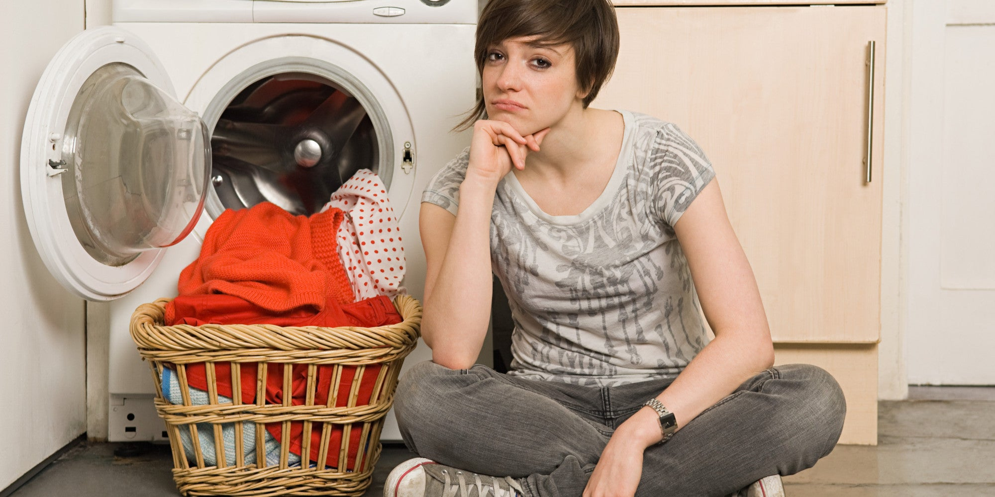 College Prep Teach Your Teenager How To Do Laundry Dropps