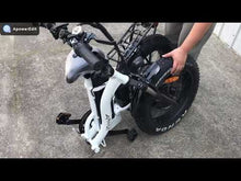 Load and play video in Gallery viewer, Flex SF20 Foldable Fat Tire E-Bike