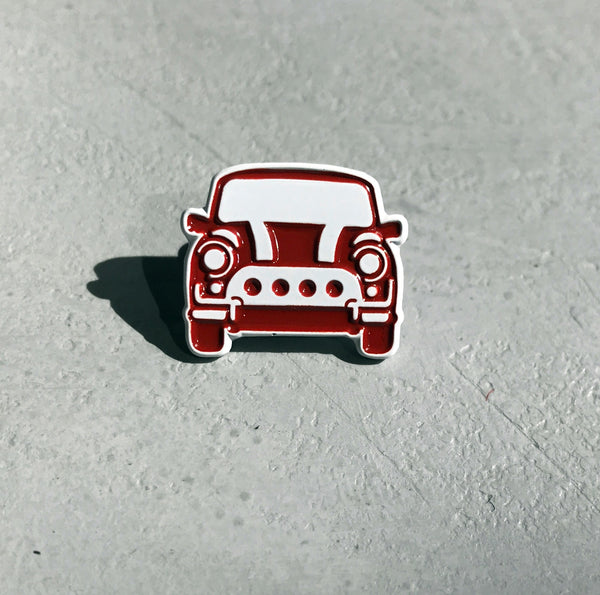 Limited Edition Classic Mini Enamel Lapel Pin