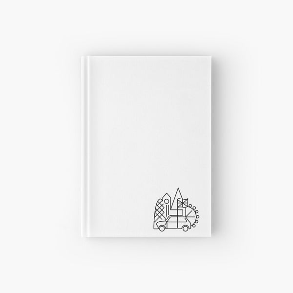 scBC Hardcover Icons Journal