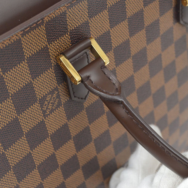 LOUIS VUITTON VENICE PM HAND TOTE BAG DAMIER N51145