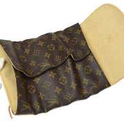 LOUIS VUITTON TROUSSE BIJOUX PRIVATE JEWELRY POUCH MONOGRAM M47837