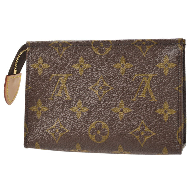 LOUIS VUITTON POCHE TOILETTE 15 COSMETIC POUCH MONOGRAM M47546