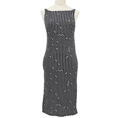 FENDI Sleeveless Dress Black #40