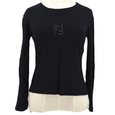 FENDI Tops Black #42