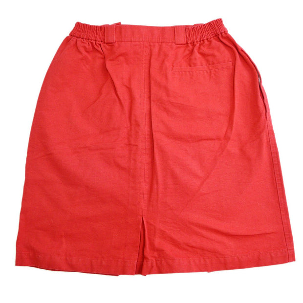 Christian Dior Sports Skirt Red #M