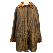 Christian Dior Coat Bronze #M