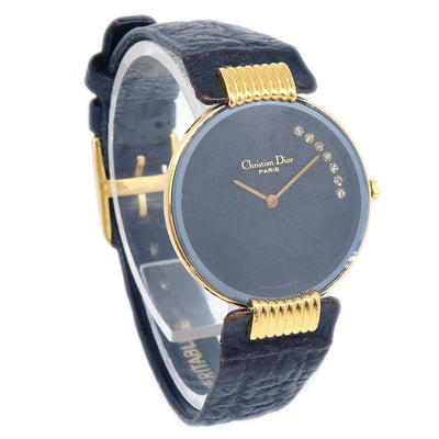 Christian Dior Bagheera Black Moon 46 153 Ladies Watch