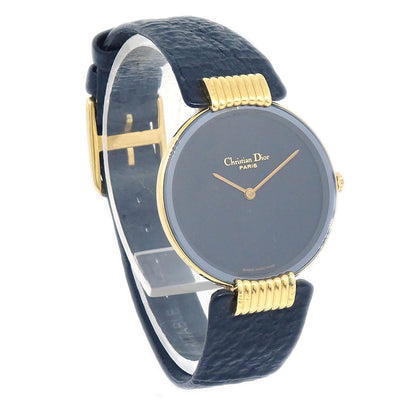 Christian Dior Bagheera Black Moon 46 153-3 Ladies Watch