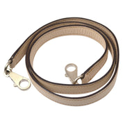HERMES Shoulder Strap For Kelly Etoupe Traurillon Clemence Small Good