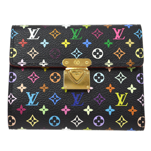 LOUIS VUITTON PORTEFEUILLE KOALA WALLET MULTICOLOR M58015