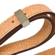 HERMES Leashes For Dogs Dalmatien Orange Small Good