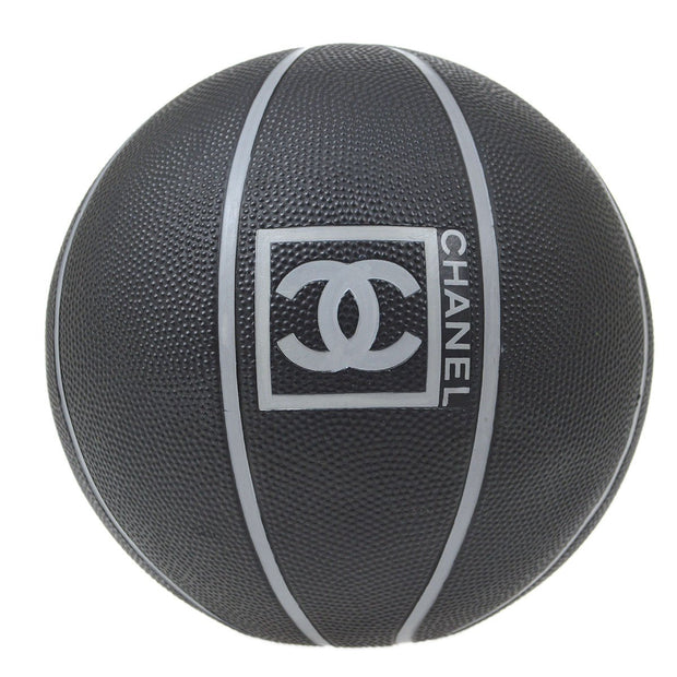 CHANEL Sports Line Basketball Black Small Good