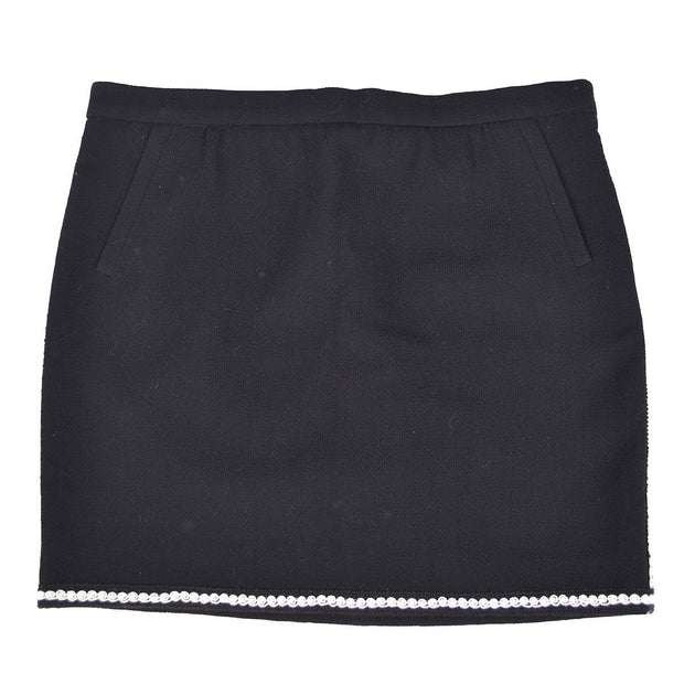 CHANEL Skirt Black #42
