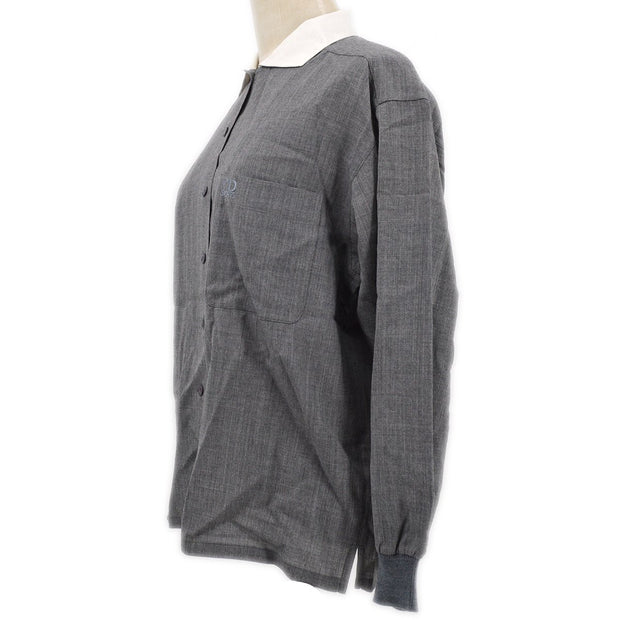 Christian Dior Sports Shirt Tops Gray #M