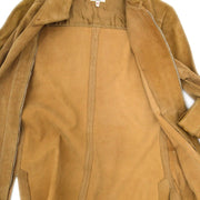 CELINE Zip-up Jacket Brown #42