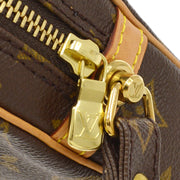 LOUIS VUITTON MARLY DRAGONNE GM CLUCTH BAG MONOGRAM M51825