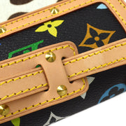 LOUIS VUITTON SAC DALMATIAN HAND BAG MONOGRAM MULTI MURAKAMI M92825