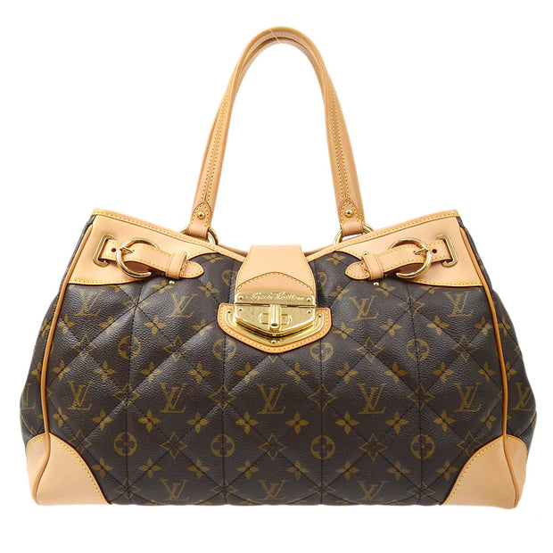 LOUIS VUITTON SHOPPER HAND TOTE BAG MONOGRAM ETOILE M41433