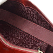 Cartier Happy Birthday Hand Bag Bordeaux