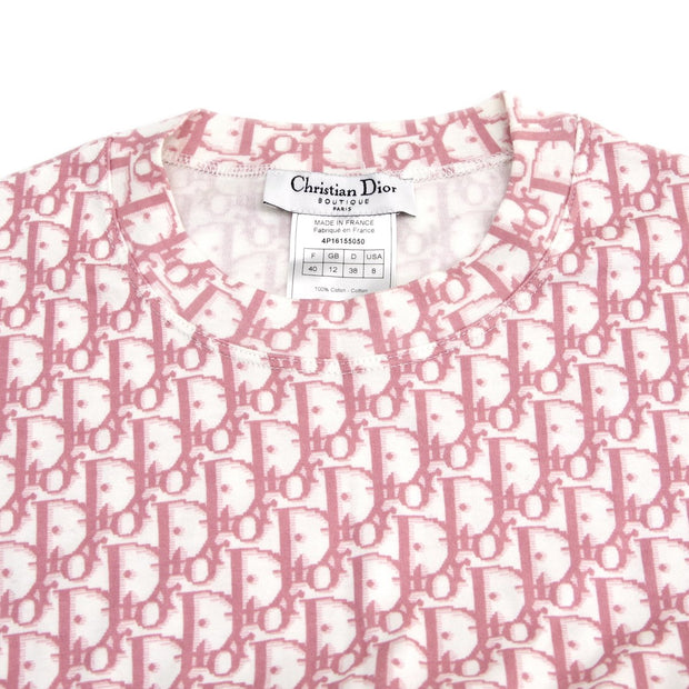 Christian Dior Trotter T-Shirt Pink
