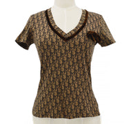 Christian Dior Romantic Trotter T-Shirt Brown