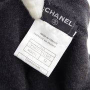 CHANEL 02A #34 Sport Line Long Pants Gray