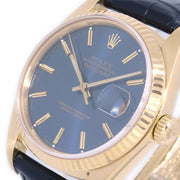 ROLEX OYSTER PERPETUAL DATEJUST Ref.16018 Self-winding Wristwatch Watch
