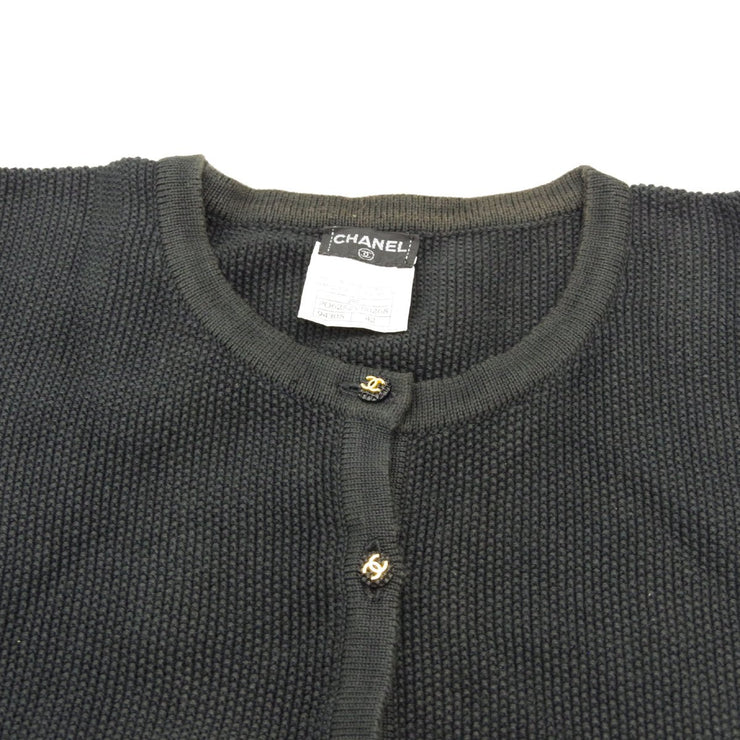 CHANEL 96C #42 Short Sleeve Cardigan