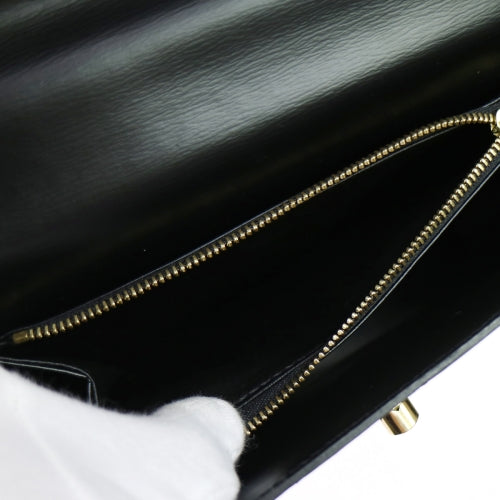 LOUIS VUITTON Malesherbes Hand Bag Epi M52372